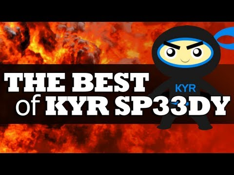 how did the crew meet kyr speedy name