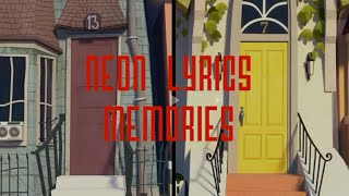 Gambar cover Cute Animation- Maroon 5 -Memories (lyrics)