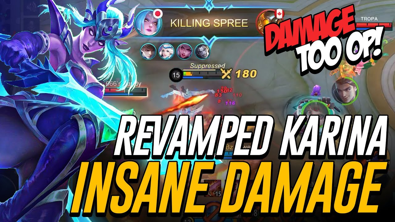 NEW PATCH REVAMPED KARINA GUIDE