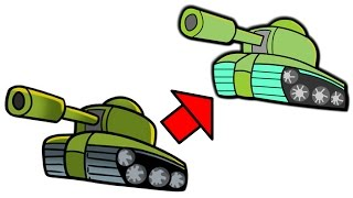 Speed Painting - Tank - You can also make