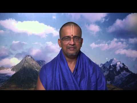 HH Sri Sri Muralidhara Swamiji's Benedictory Speech - Bhakti Sugandham Classical Indian Dance Ballet