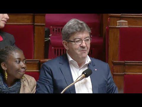 «NOUS CONFRONTONS DES PHILOSOPHIES POLITIQUES» - Mélenchon