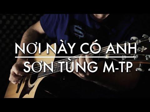 NƠI NÀY CÓ ANH | SƠN TÙNG | IGOR PRESNYAKOV | Fingerstyle guitar cover