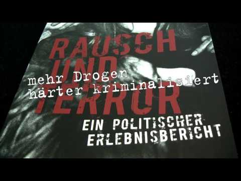 Bommi Baumann - Rausch und Terror - Lesung im Hanf Museum
