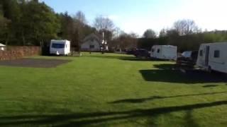 Pony Kemys caravan park Usk