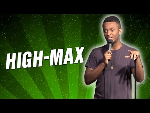 High-Max (Stand Up Comedy)