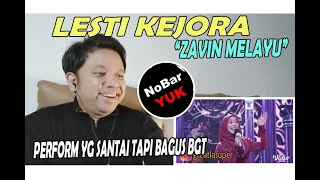 Download LESTI KEJORA - Zavin Melayu ❗ @Aksi Asia 2021 Kemenangan ❗ REACTION!