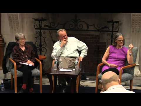 ORAL HISTORY INITIATIVE: ON WILLIAM AND BEVERLY CORBETT || Woodberry Poetry Room