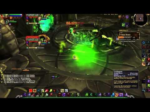 Sharm - Warlock Green Fire Quest : Part 3 [Felhunter Attempts][World Of Warcraft]