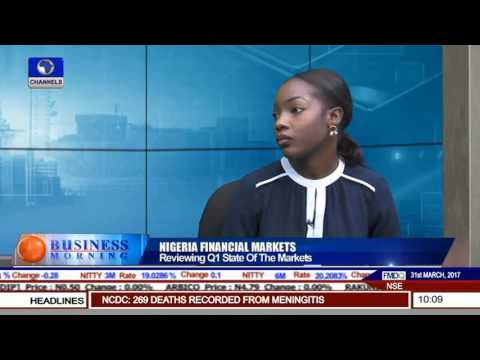 Nigeria Financial Markets: Reviewing Q1 State Of The Markets