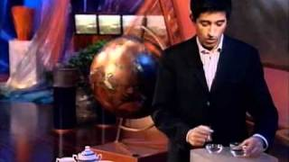 Ranga Yogeshwar zum Thema Tee (WDR 2002).