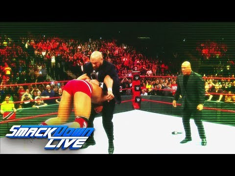 Take a closer look at the battle for brand supremacy: SmackDown LIVE, Nov. 14, 2017