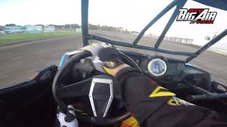 Colten Moore RZR jump at the Boone County Fair [gopro]