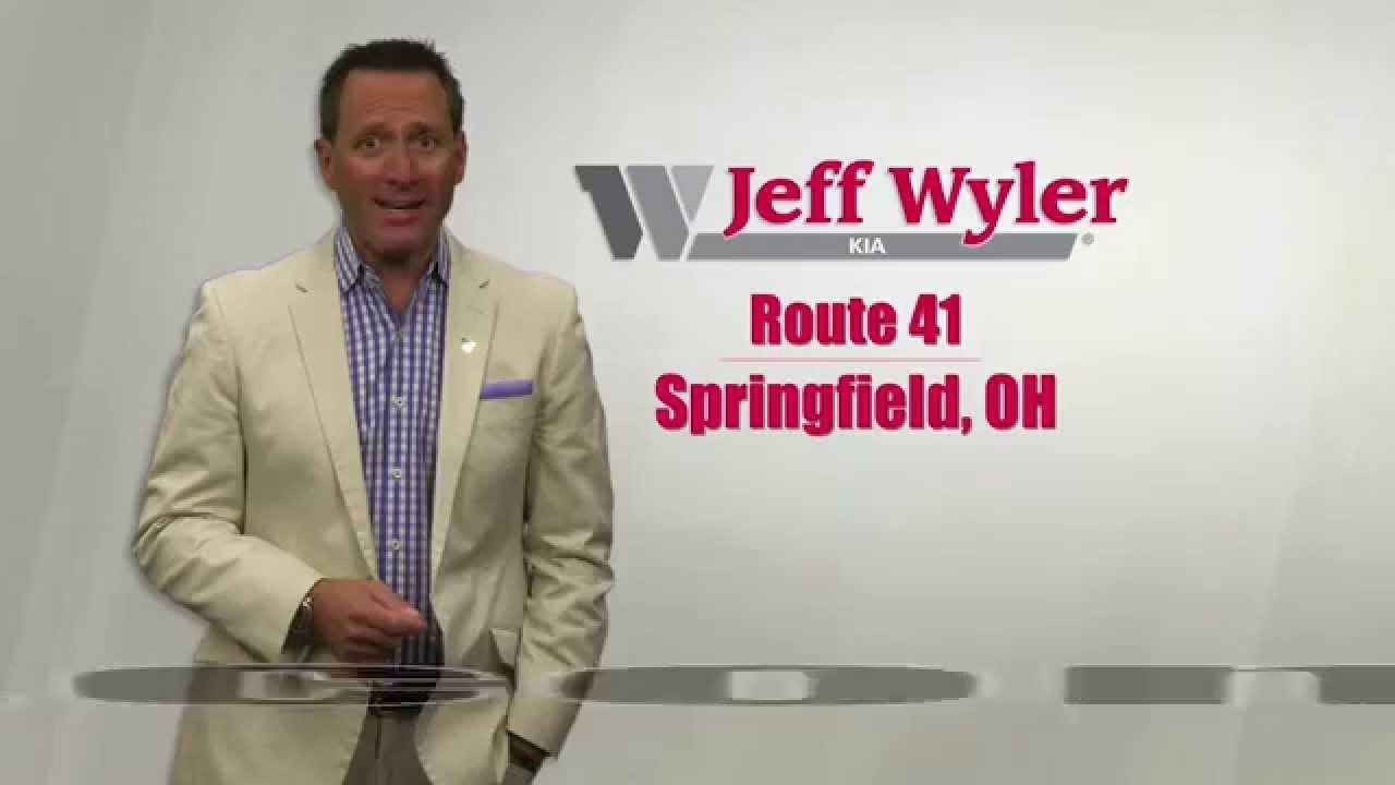 Jeff Wyler Springfield Kia Rio Soul No Money Down Lease