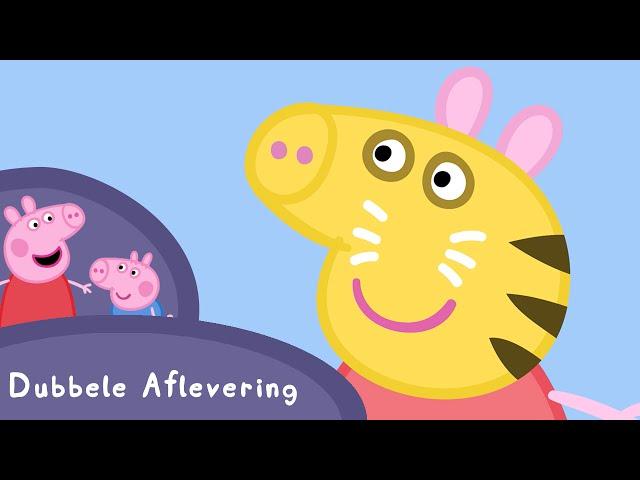 Peppa Pig Nederlands Compilatie Nieuwe Afleveringen | Nieuwe Schoenen | Tekenfilm | Peppa de Big