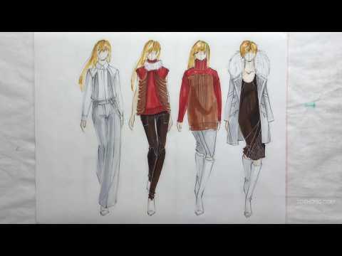 Time-Lapse Sketch/Tutorial: Quick Design Sketches