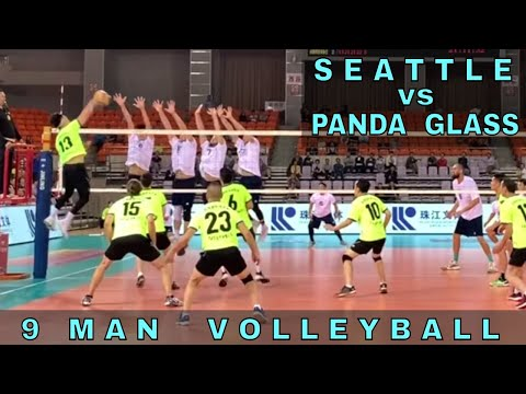 Seattle Vs Panda Glass | China Volleyball 2019