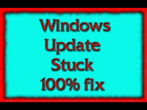 HOW TO FIX WINDOWS UPDATE on WINDOWS 8 100% FIX