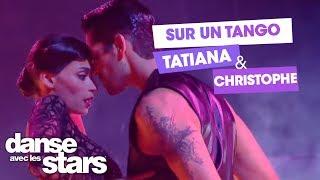 DALS S08 - Tatiana Silva et Christophe Licata pour un tango sur