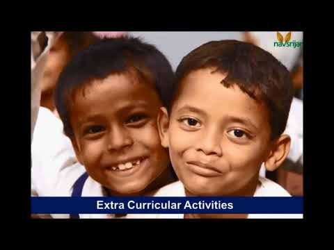NAVSRIJAN - An educational initiative for the underserved children