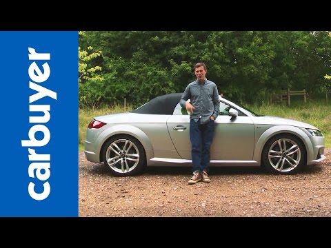 Audi TT Roadster review - Carbuyer