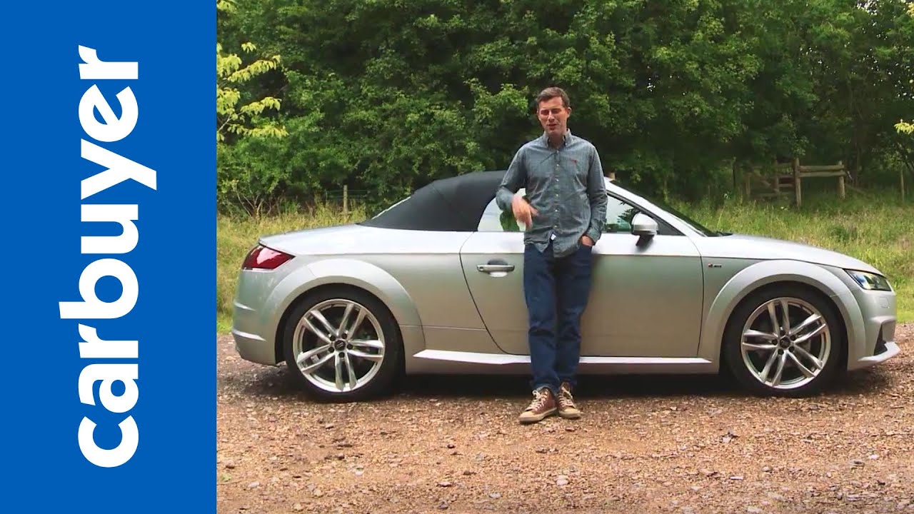 Audi TT Roadster Review Carbuyer YouTube - Audi tt roadster