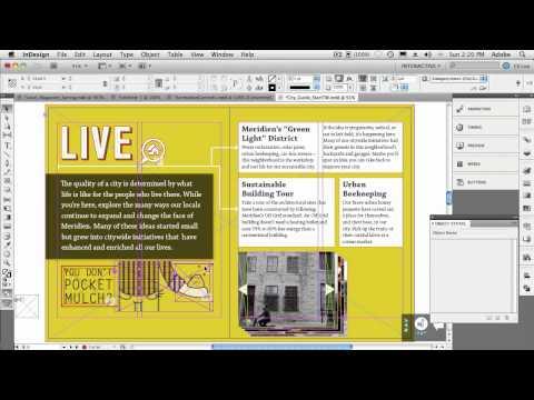 10 Random Adobe InDesign CS5 Tips And Techniques-Part 2
