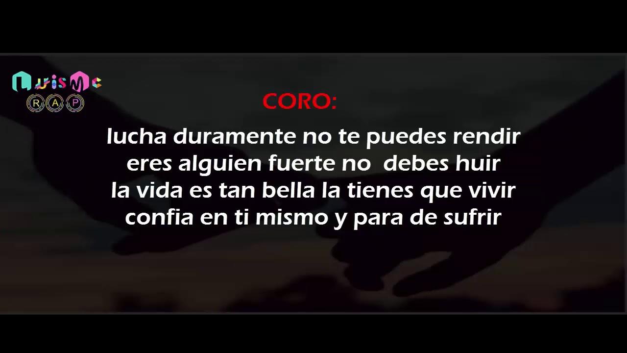 Para Ti Mi Amiga Rap En Letra Uso Libre Youtube