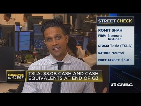 Analyst on Tesla: I don't know what people who are bearish on this stock have left