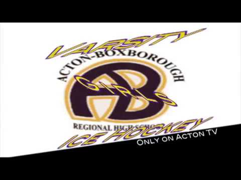 Acton Boxborough Varsity Girls Hockey vs St Mary's 2/18/14