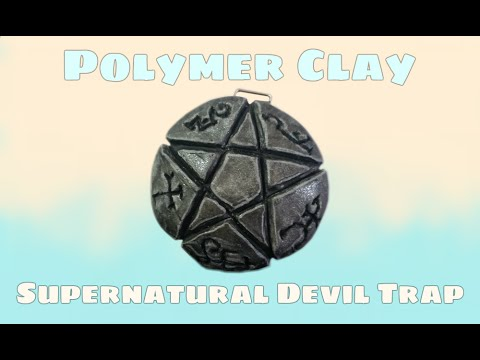 how to make a clay trap