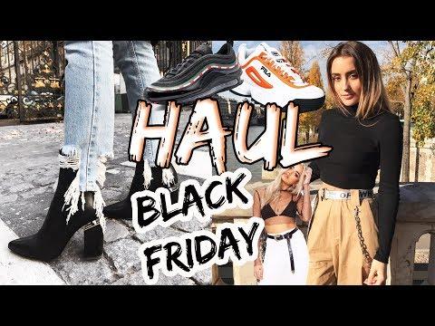 HAUL BLACK FRIDAY
