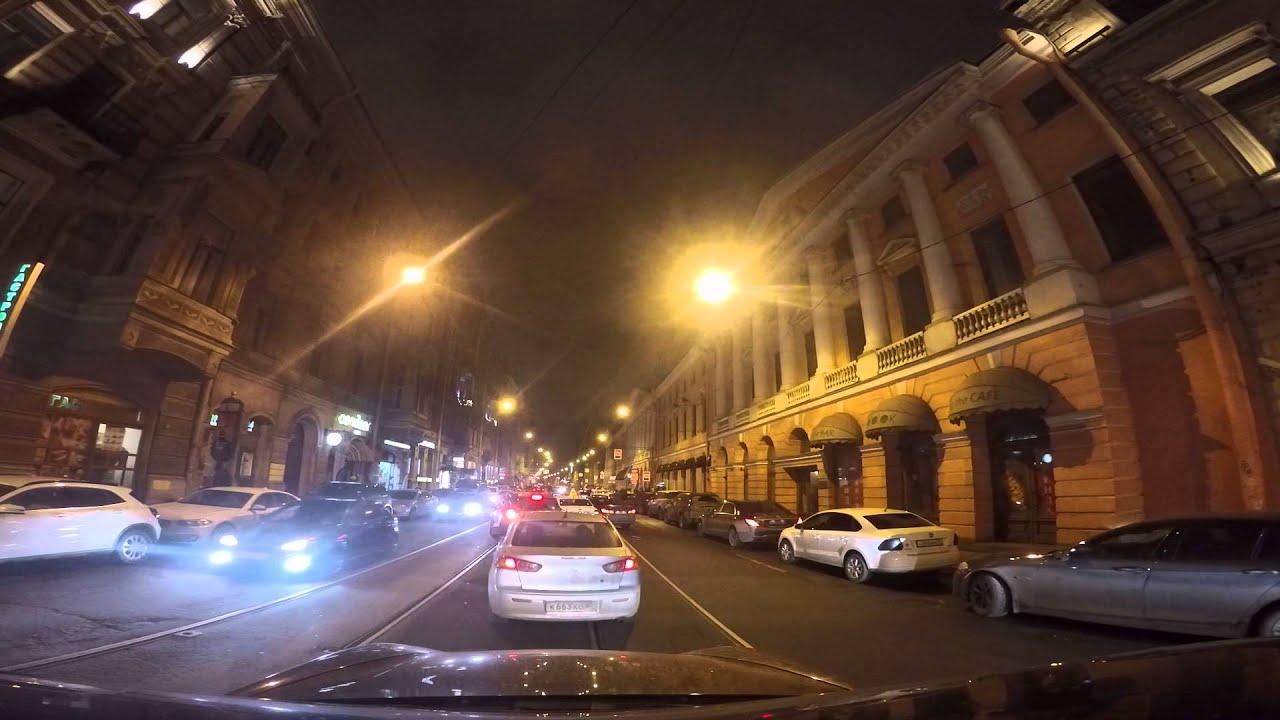 Авария на Малой Садовой. Таксовичкоф и BMW