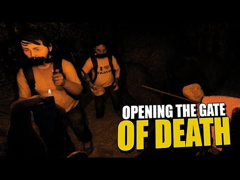 OPENING THE GATE OF DEATH (The Forest Co-Op Survival) #4