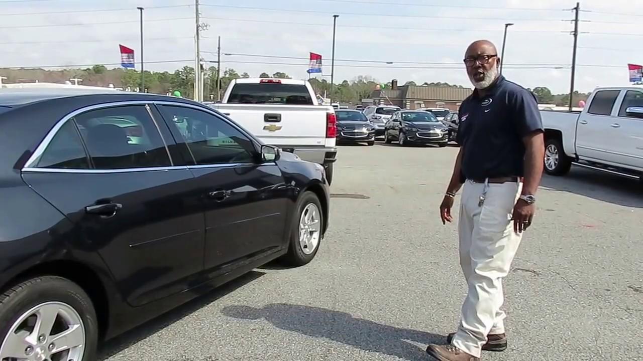 2014 Chevrolet Malibu   200080PC @ Youmans Chevrolet, Macon, GA