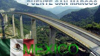 Puente San Marcos, Ingenieria de Talla Mundial - Uno de los Puentes Más Espectaculares del Mundo