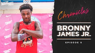 BRONNY JAMES JR. | EP.05 | Mars Reel Chronicles
