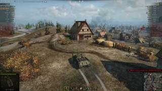 СУ-100, Эрленберг, Стандартный бой
