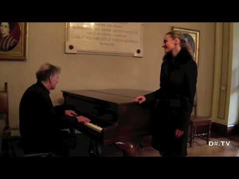 Giuseppe Verdi's  waltz Tribute by Maestro Raimondo Campisi Casa Verdi