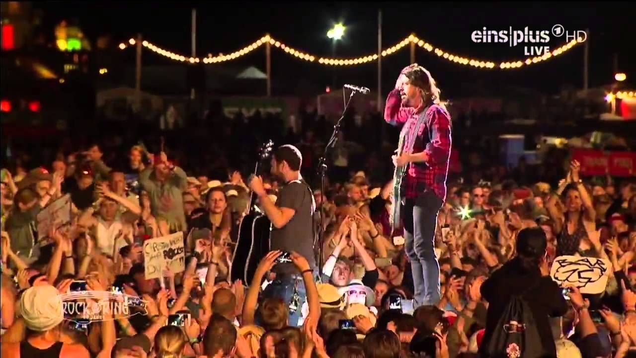 foo fighters rock am ring 2015 hd full concert youtube. Black Bedroom Furniture Sets. Home Design Ideas