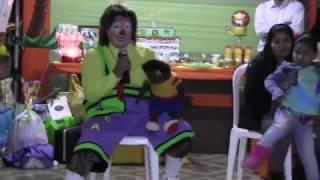 Fiesta de Cumpleaños - Payaso Chapita Show!Parte2!