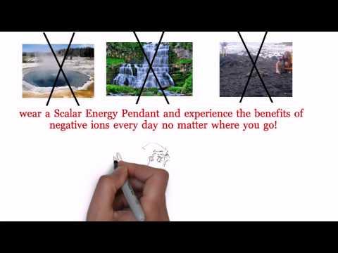 Scalar Energy Pendant - How a Quantum Pendant can Benefit YOU!