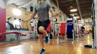 Download Video Rush Athletics speed jump rope in action MP3 3GP MP4