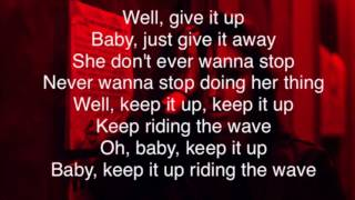 Скачать Chase Atlantic Keep It Up Lyrics