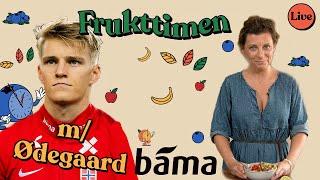 Frukttimen Med Lise Finckenhagen 🍎martin Ødegaard | Bama