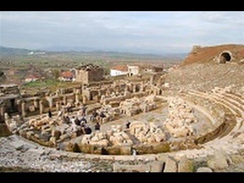 Alabanda Antik Kenti & Alabanda Ancient City - Istambul Travel