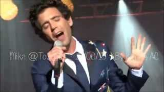 Mika @Tournus - Franco Gourmandes - 1/8