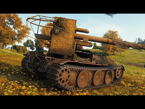 Grille 15 - PAPER BEAST #11 - World of Tanks |