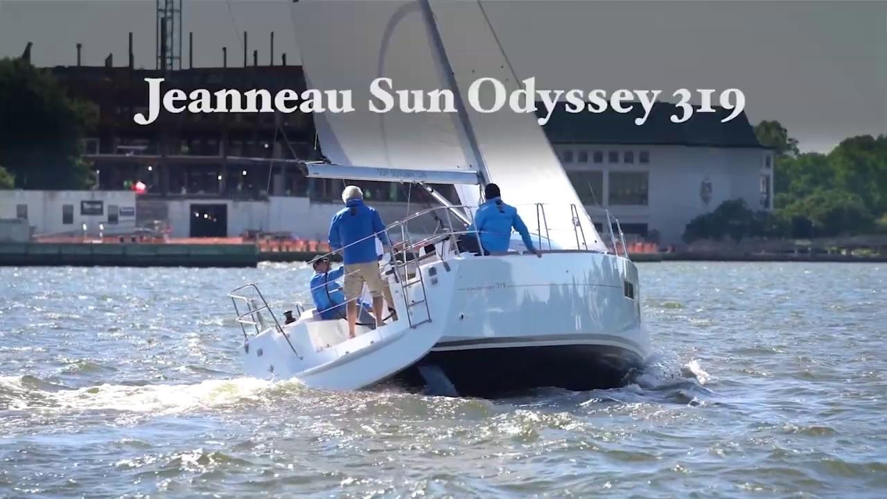 Boat Review Jeanneau Sun Odyssey 319