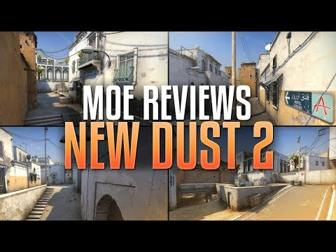 NEW Dust 2 With MOE